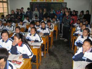 A 58 student class